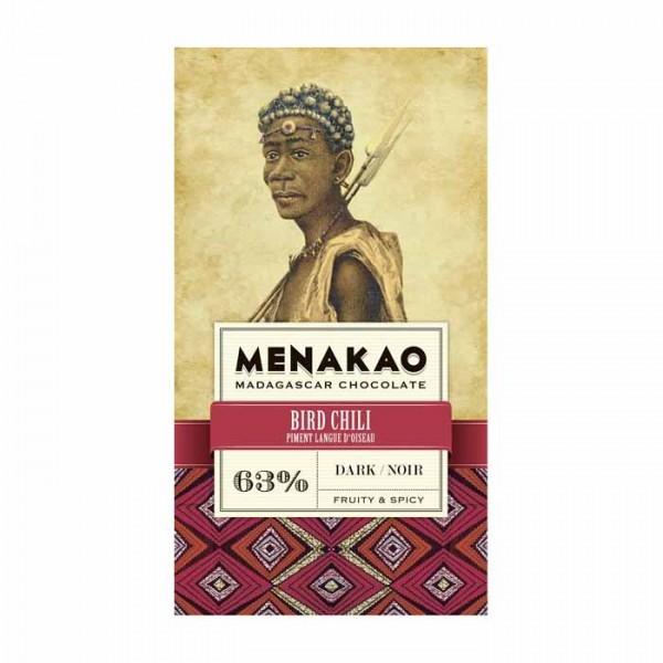 Menakao | Schokolade Bird Chili