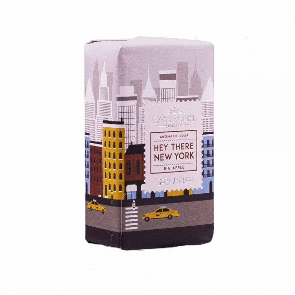 Castelbel | Hello Cities | Seife Hey There New York | 150g