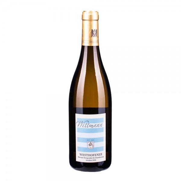 Weingut Wittmann | Weißer Burgunder & Chardonnay | 2016 [VDP] [BIO]