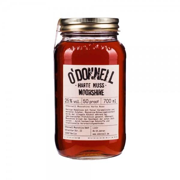 O´Donnell Moonshine Harte Nuss 700 ml