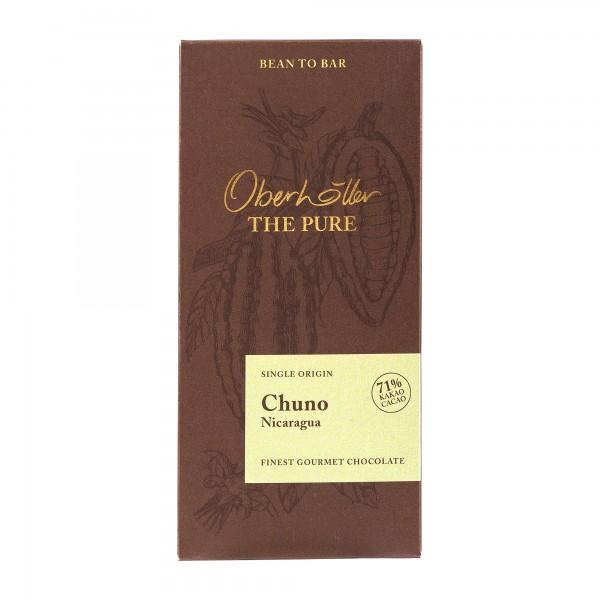 Oberhöller | Chuno Nicaragua 71% | 70g. Bean to Bar Schokolade
