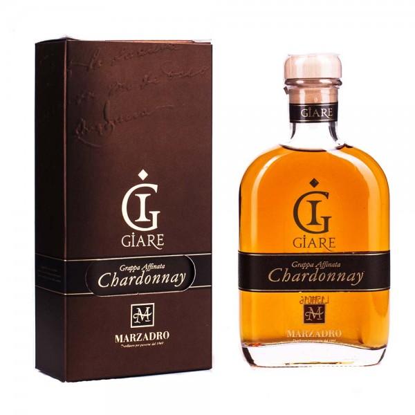 Marzadro Giare Grappa Chardonnay 200 ml