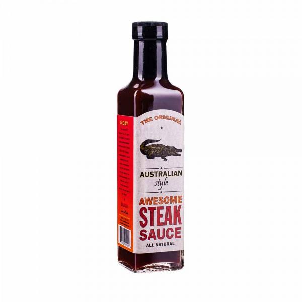 The Original Australian | Awesome Steak Sauce | Grillsauce | 250ml
