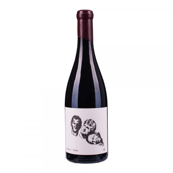 Rings und Schwarz Projektwein #2