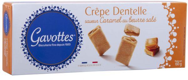 Gavottes | Crêpe Dentelle Karamell | 60g
