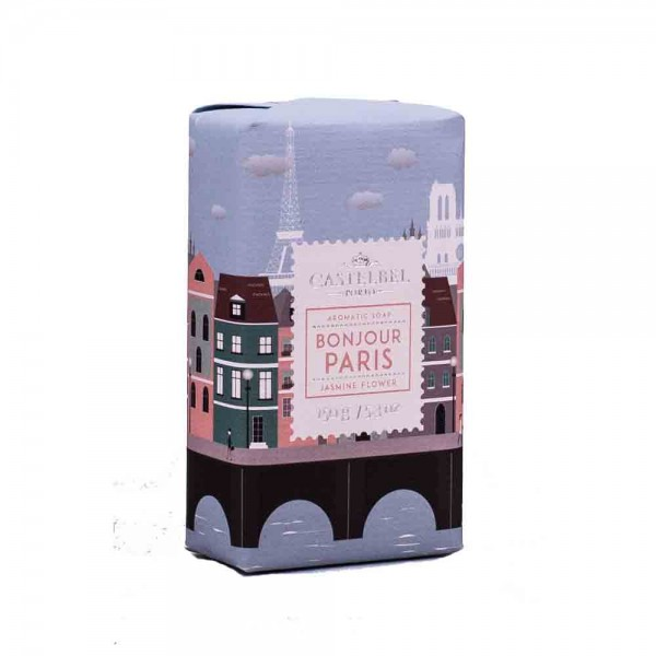 Castelbel | Seife Bonjour Paris | Hello Cities | 150g