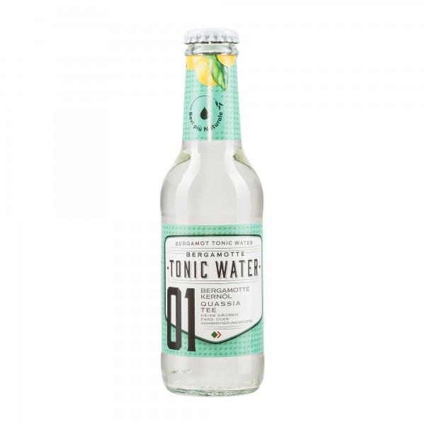 Tonic Water mit Bergamotte