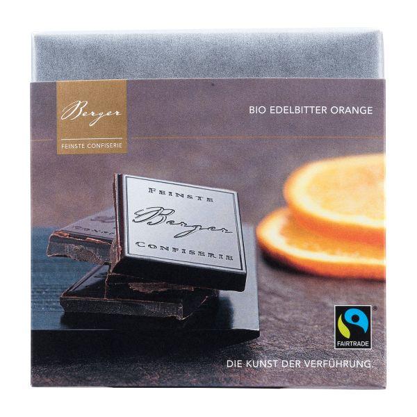 Berger Schokolade | Edelbitter Orange [BIO] [FAIR]