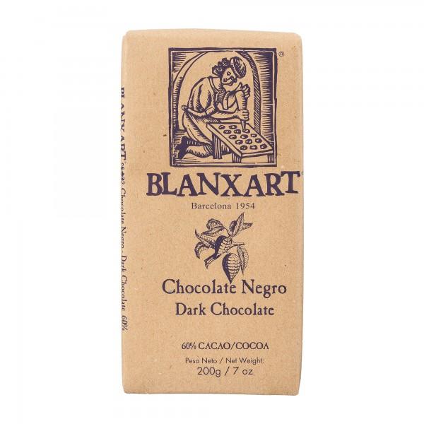 Blanxart | dunkle Schokolade mit Vanille | 200g