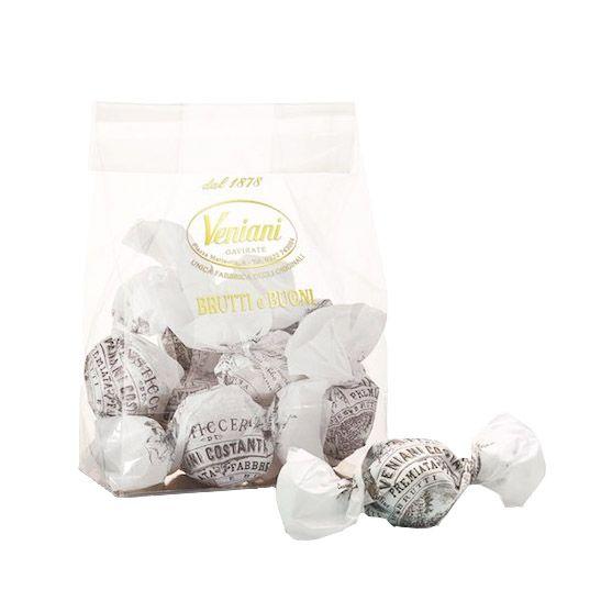 Brutti e Buoni | Baiser Gebäck mit Schokolade | 100g