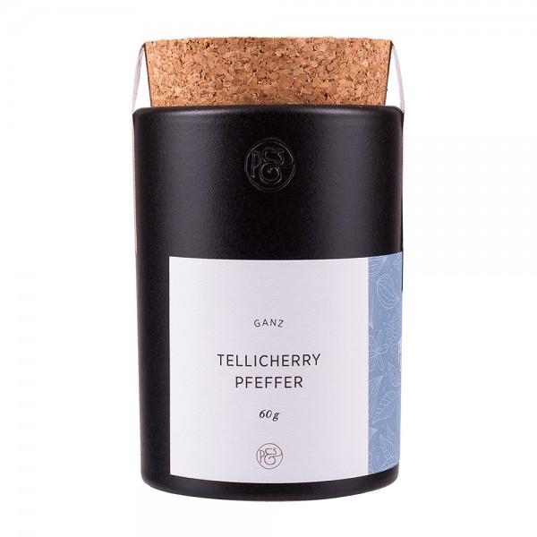 Pfeffersack und Soehne Tellicherry Pfeffer Keramikdose 60g