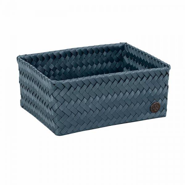 Handed By | Korb Fit Medium High | Steel Blue