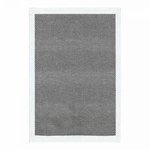 Ekelund | Linas Geschirrtuch grau | 35x50cm