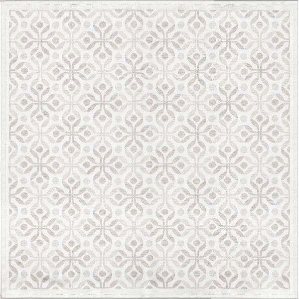 Ekelund | Anna natur | Mitteldecke | 80x80cm