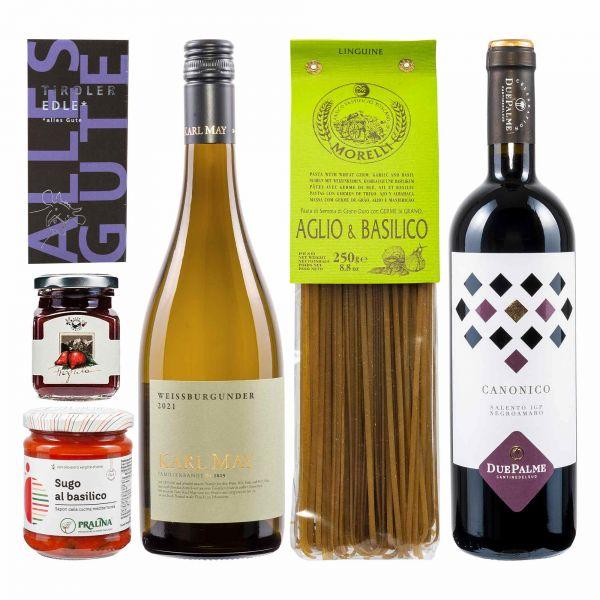 Wein Geschenk Set | Das Geburtstagsgeschenk