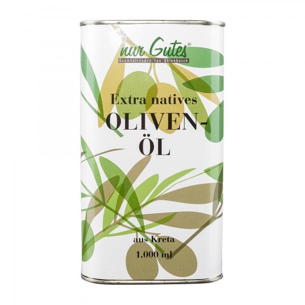 nur Gutes   Olivenöl 1 Liter