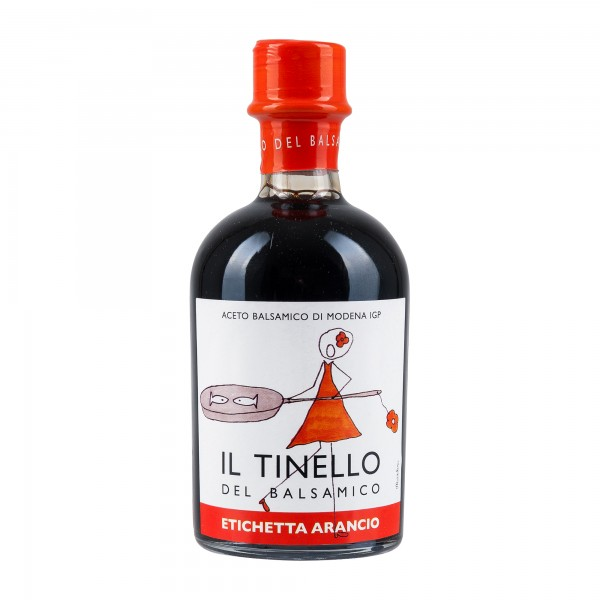 Il Tinello | Aceto Balsamico di Modena Orange | 250ml