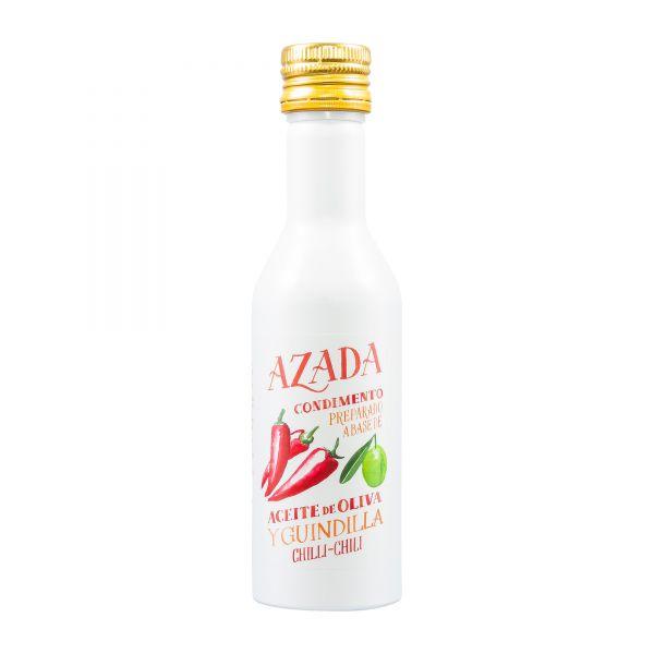 Azada | Olivenöl mit Chili | 225ml
