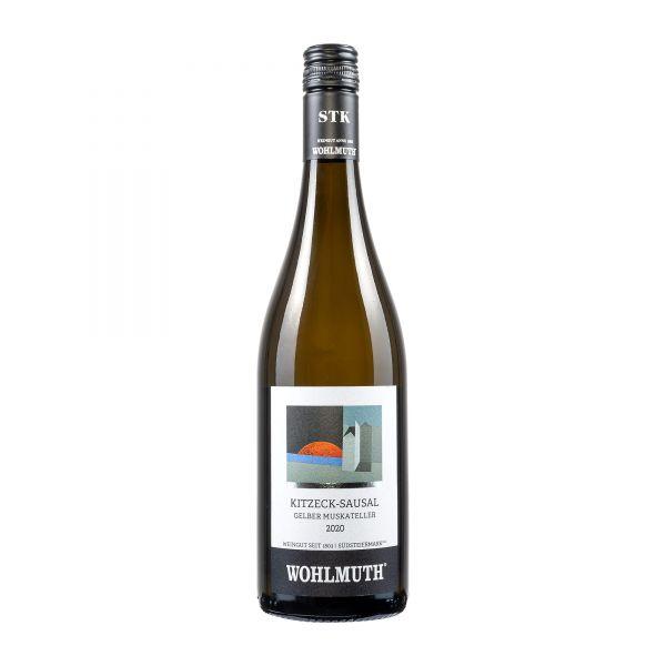 Wohlmuth | Gelber Muskateller Kitzeck-Sausal | 2020