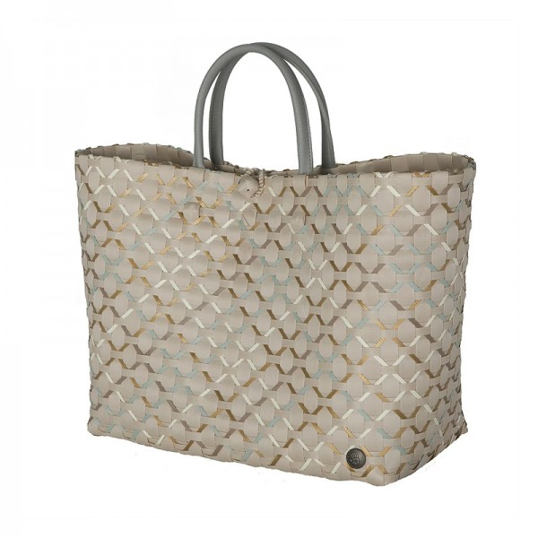 Handed By Glamour Shopper Pale Grey