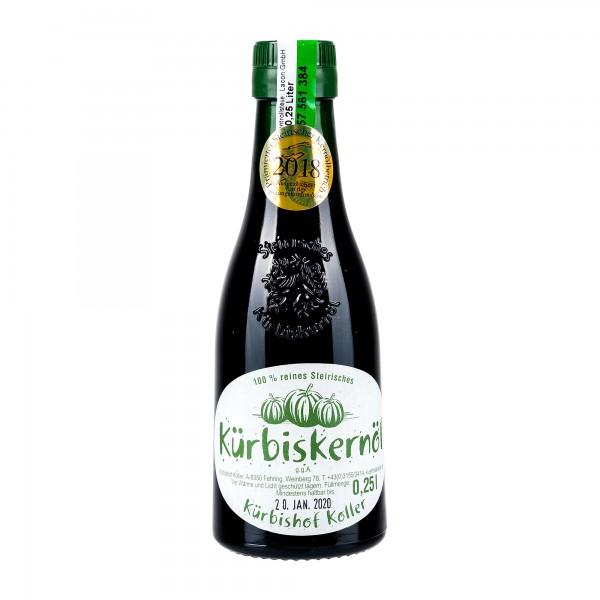 Kürbishof Koller | Steirisches Kürbiskernöl | 250ml