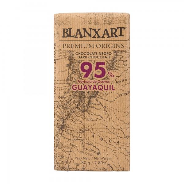 Blanxart Schokolade | Single Origin | Edelbitter Guayaquil 95%
