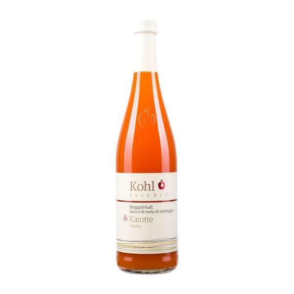 Kohl Essence | Apfelsaft mit Karotte | 750ml