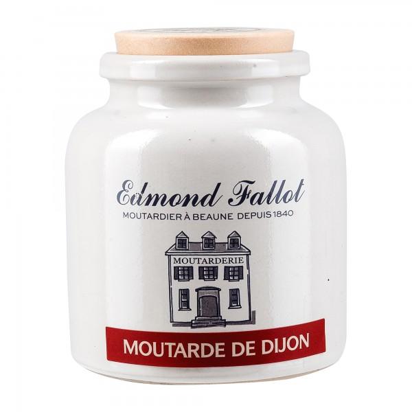 Fallot | Moutarde de Dijon | Dijon Senf im Steintopf