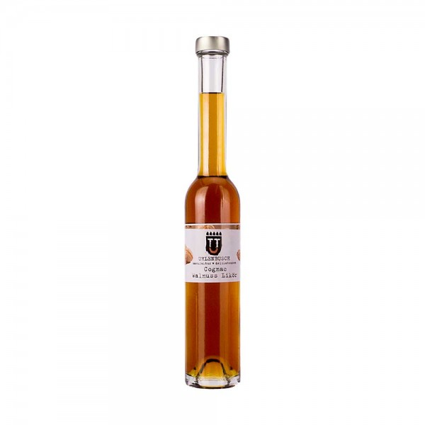 Manufaktur U | Cognac Walnuss Likör | 200ml