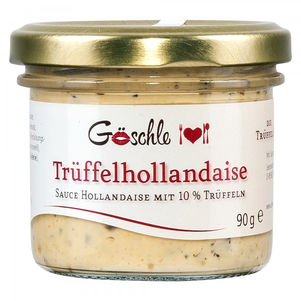 Trüffel Hollandaise