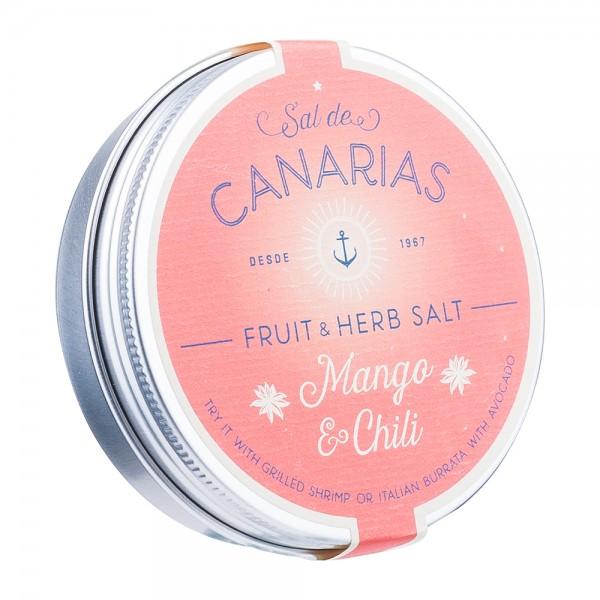 Sal de Canarias Meersalz Mango & Chili