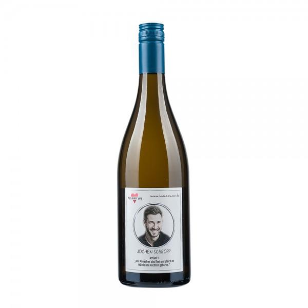 Weedenborn | Sauvignon Blanc | The Human Wine Jochen Schropp | 2017