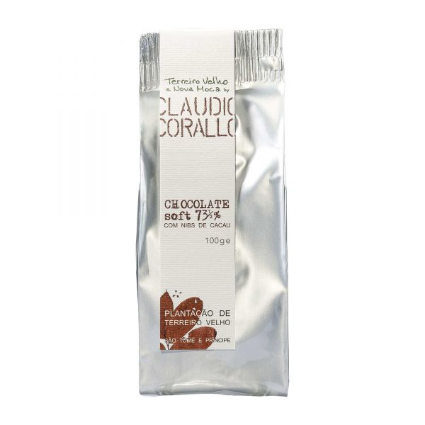 Claudio Corallo | Schokolade Soft 73,5% | 100g
