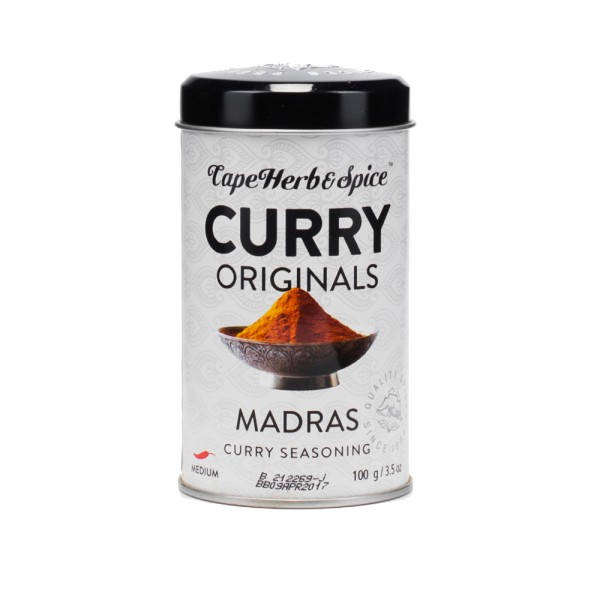 Cape Herb & Spice | Curry Originals Madras