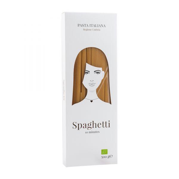 Good Hair Day Pasta | Spaghetti Classic