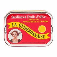 La Quiberonnaise   Ölsardinen mit Zitrone