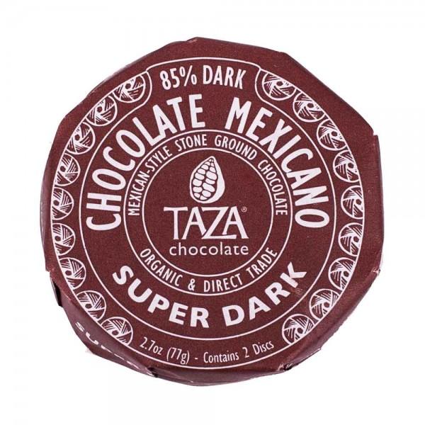 Taza Chocolate Dunkle Schokolade Super Dark [BIO]