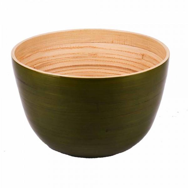 Albert L Schüssel Bambus 15x10 grasgrün