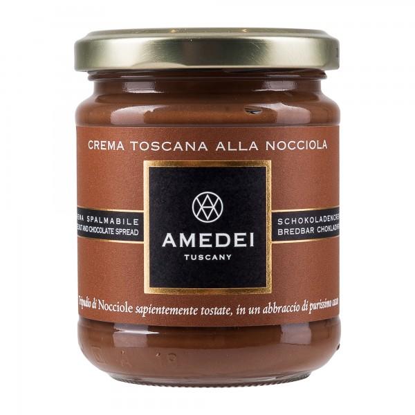 Amedei | Crema Nocciola | Schokoladencreme | 200g