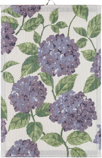 Ekelund | Bla Hortensia Handtuch | 40x60cm