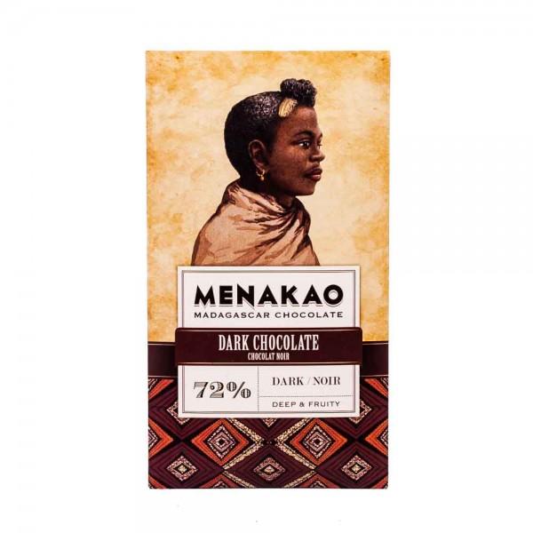 Menakao | Zartbitterschokolade 72%