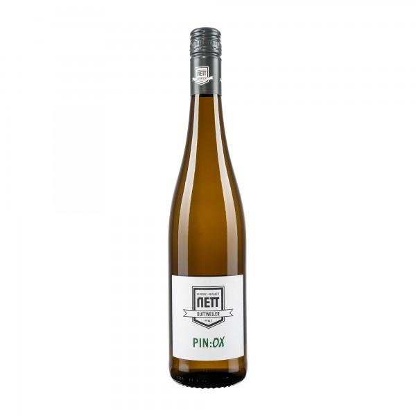 Nett | PIN:OX | Weißweincuvée | 2019