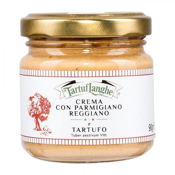 Tartuflanghe | Trüffelcreme mit Parmigiano Reggiano | 90g