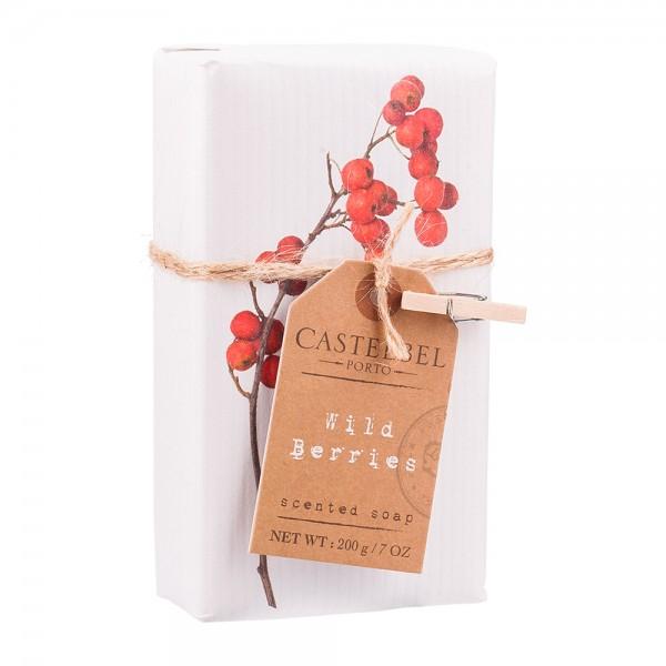 Castelbel X-Mas Wild Berries 200g