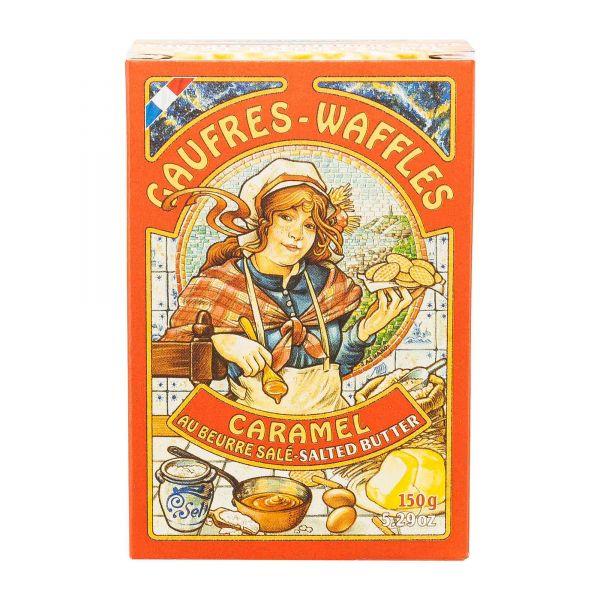 Butterwaffeln | La Veritable Gaufre | Caramel | 150g