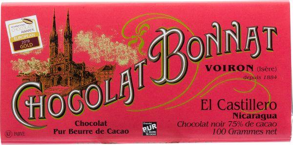 Bonnat Schokolade | El Castillero | Beste Schokolade der Welt