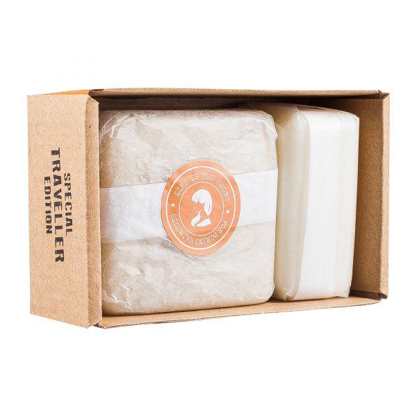 Castelbel Haarseife   Gentlewomen's Mandarin   120g +50g
