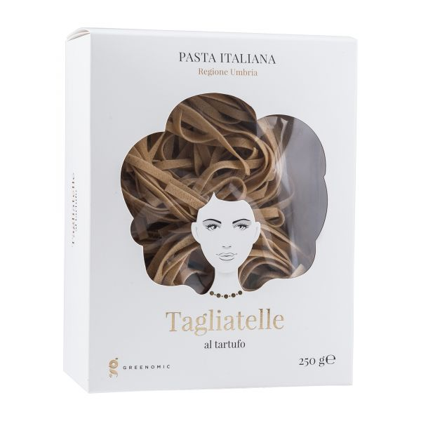 Good Hair Day Pasta | Tagliatelle al tartufo