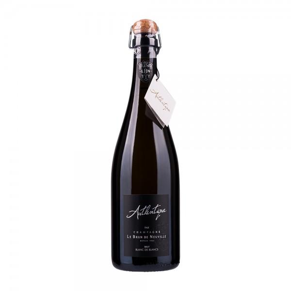 Champagne Le Brun de Neuville | Authentique | Blanc de Blancs