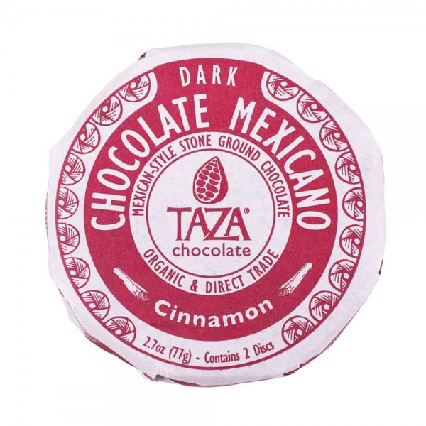 Taza Chocolate Dunkle Schokolade mit Zimt [BIO]